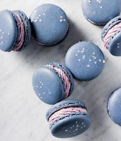 macarons inspiracia